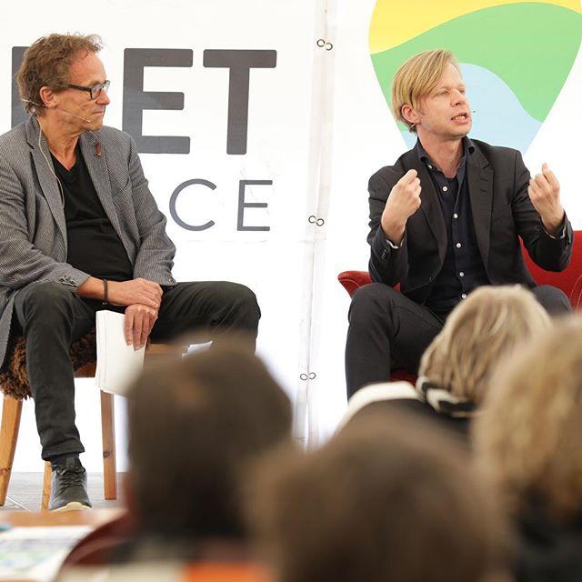 Mange tak for tre dejlige dage på Skivemødet, hvor jeg og Helle Solvang har haft en række inspirerende samtaler med spændende mennesker, om hvordan vi bringer Danmark i bedre balance.  #danmarkibalance #skivemødet