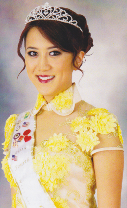 Fourth Princess, Amber Phung