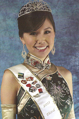 Third Princess, Ashley Fong