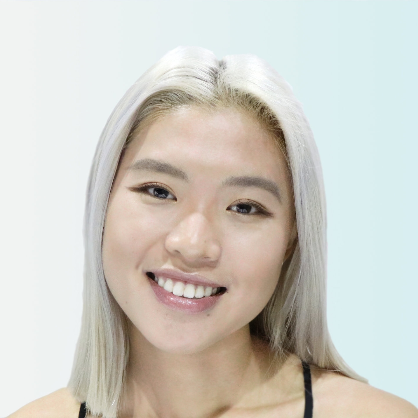 CONTESTANT #5  ISABELL LIU  Sponsored by  P. SMITH