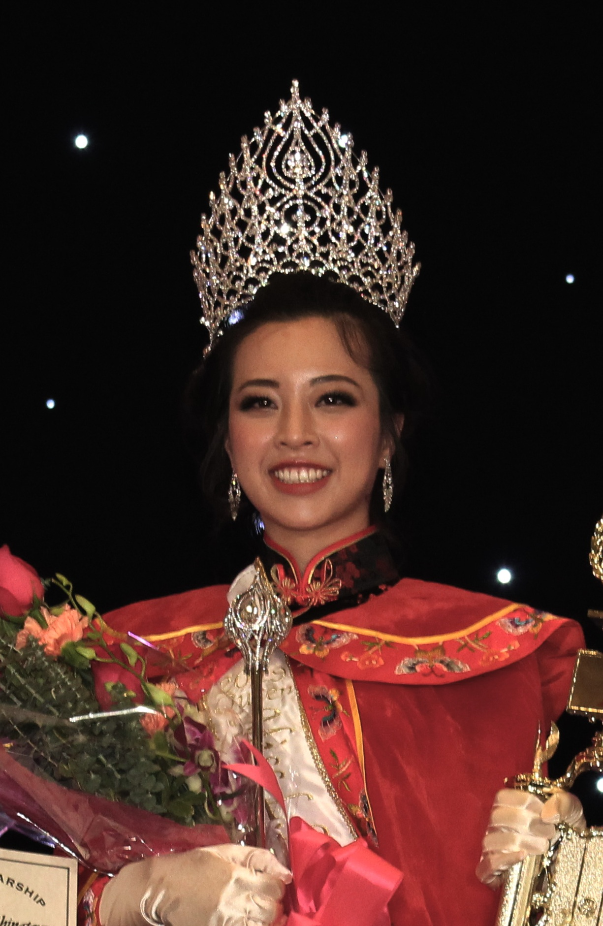 Queen & Miss Photogenic, Kellie Chin
