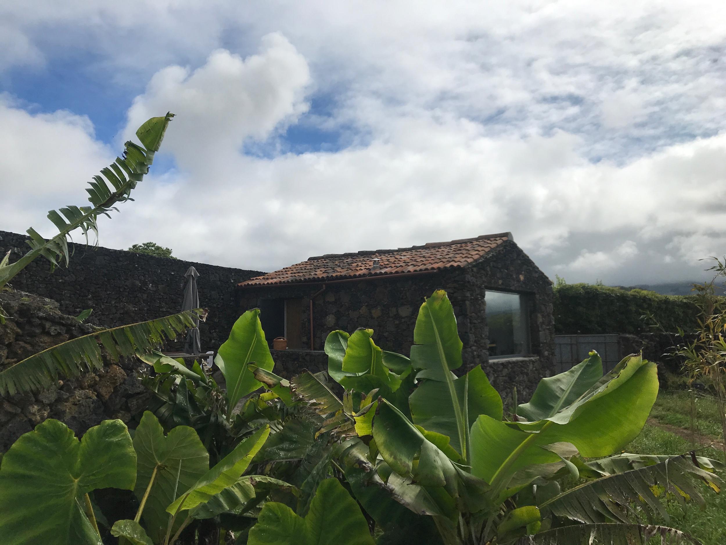 Unsere erste Unterkunft auf São Miguel