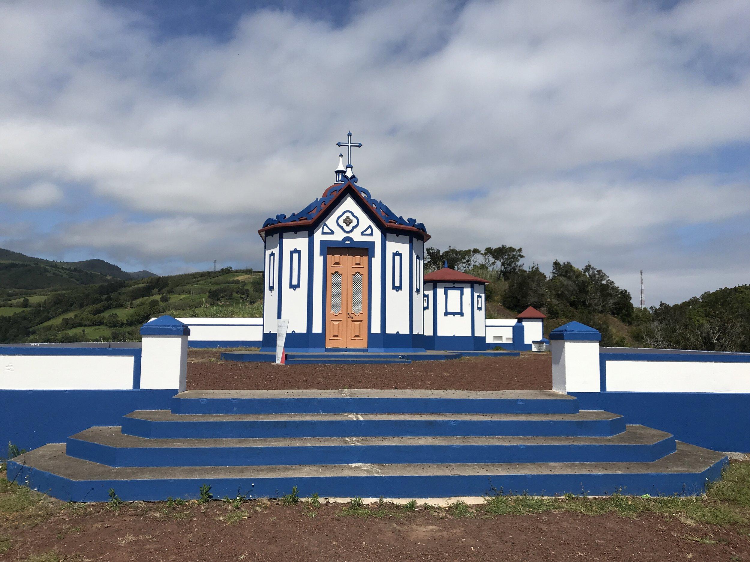 "Kapelle ""Ermida de Nossa Senhora do Monte Santo"""
