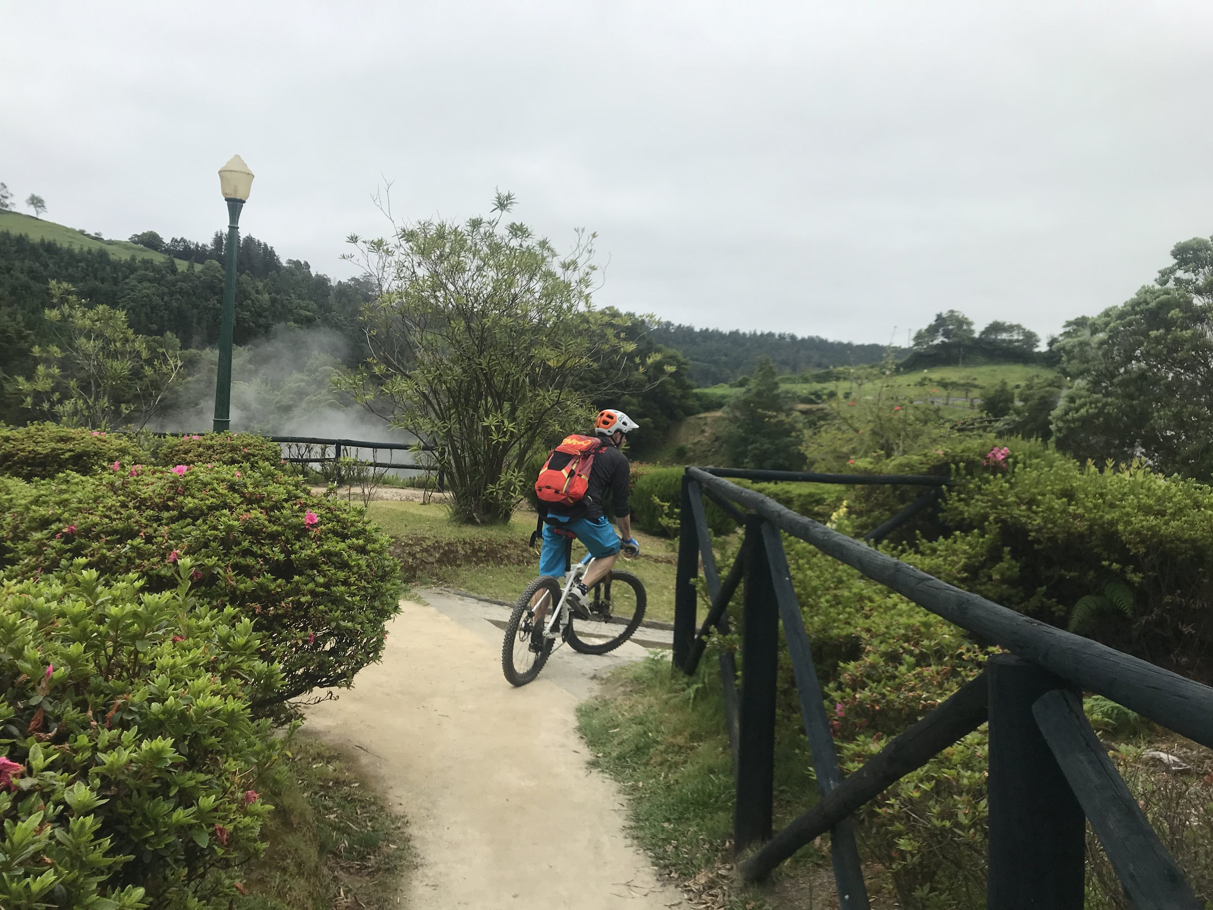 Sightseeing Runde in Furnas
