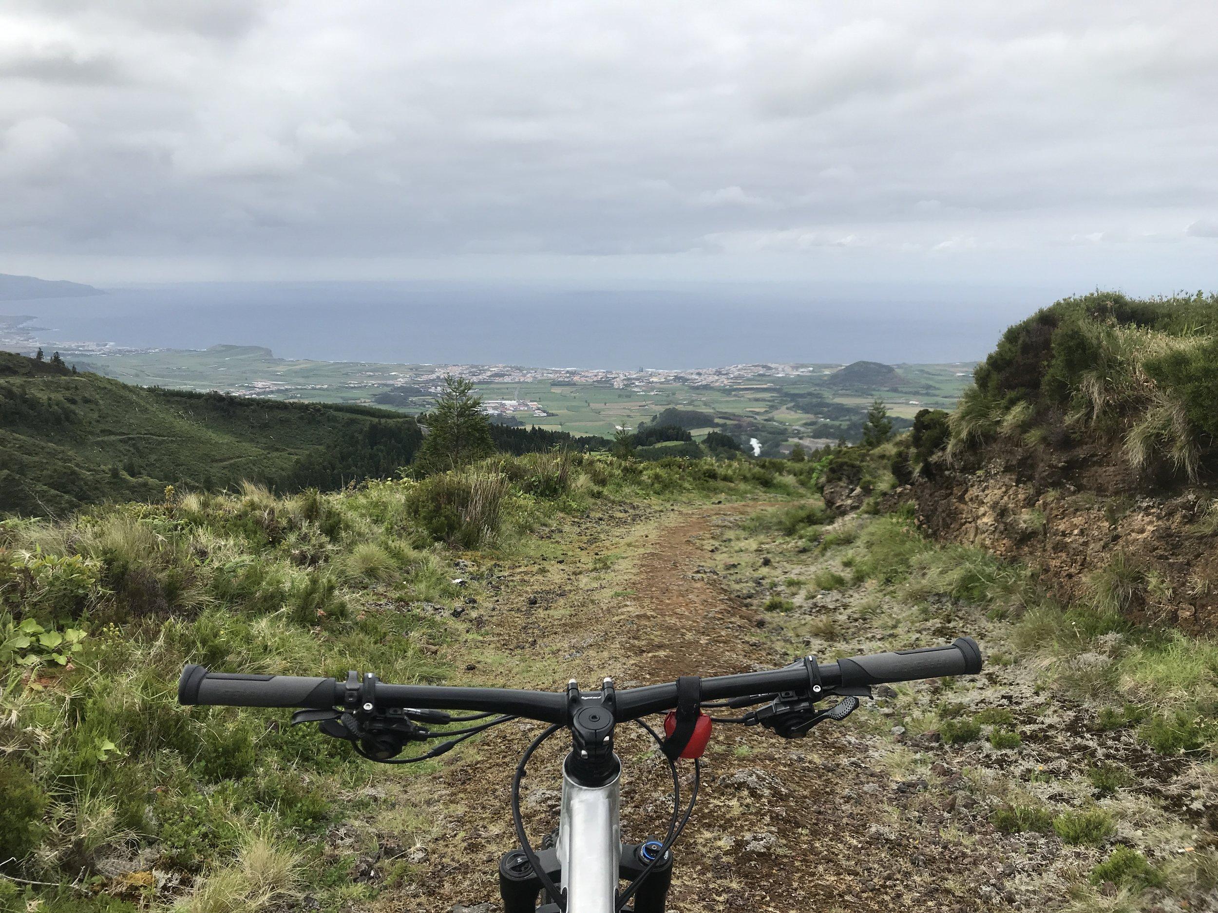 Der Trail startet vielversprechend