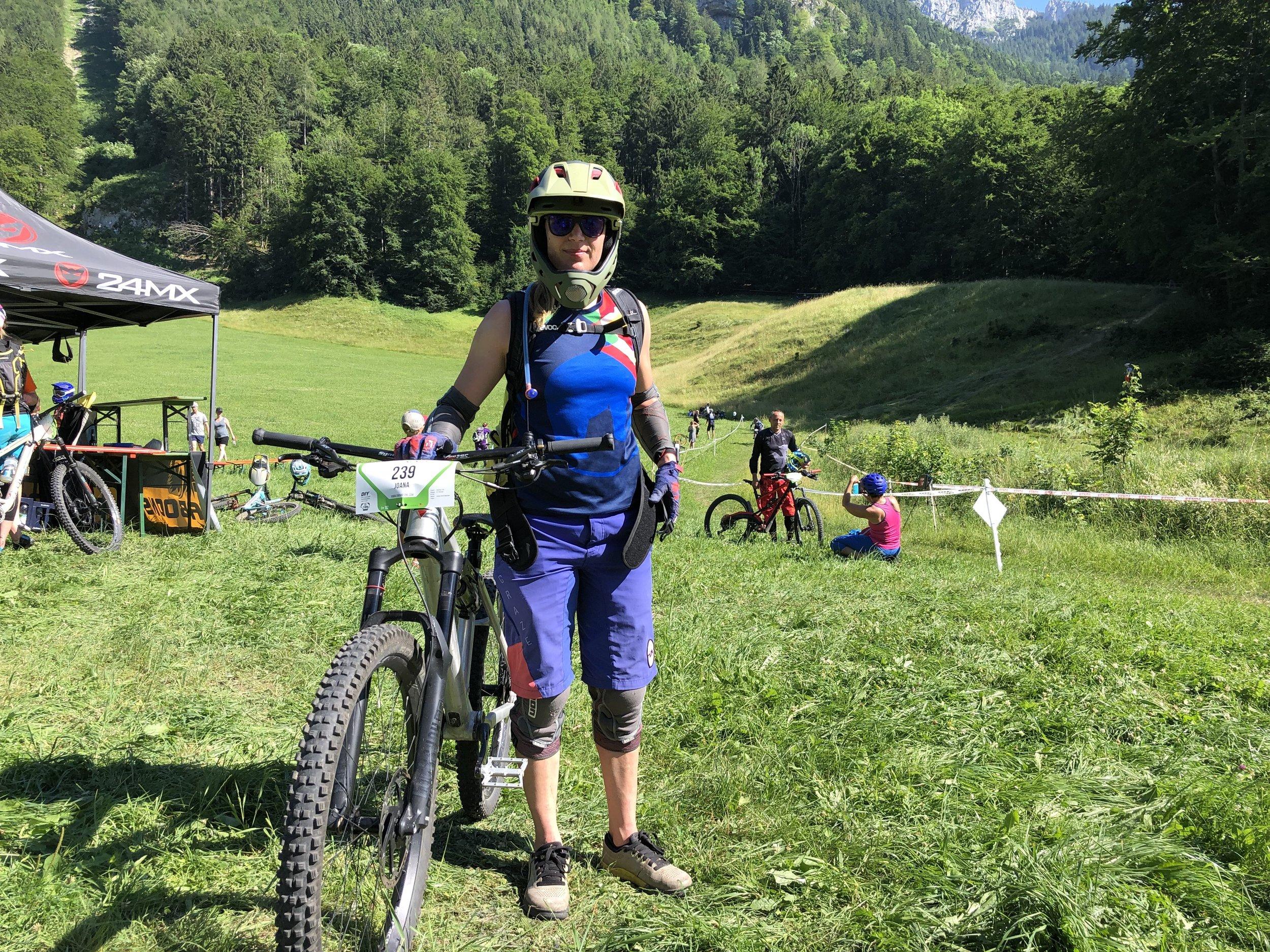 Yay - Prolog geschafft (c) Michael Negeli