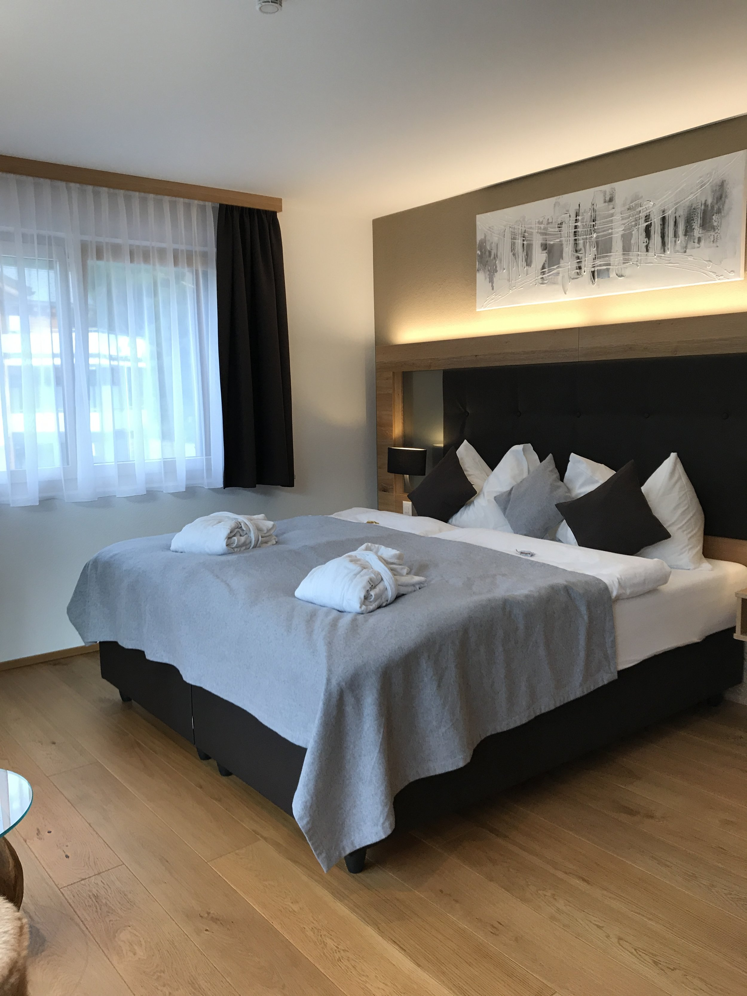Unser Zimmer im Starthotel The ONY Spa Resort