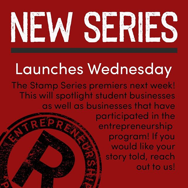 Are you or have you been in the Entrepreneurship Program? We want to tell your story! Don't miss your chance to inspire others to follow their dreams like you have yours. #stampseries #ugaentr #entrepreneur #entrepreneurship