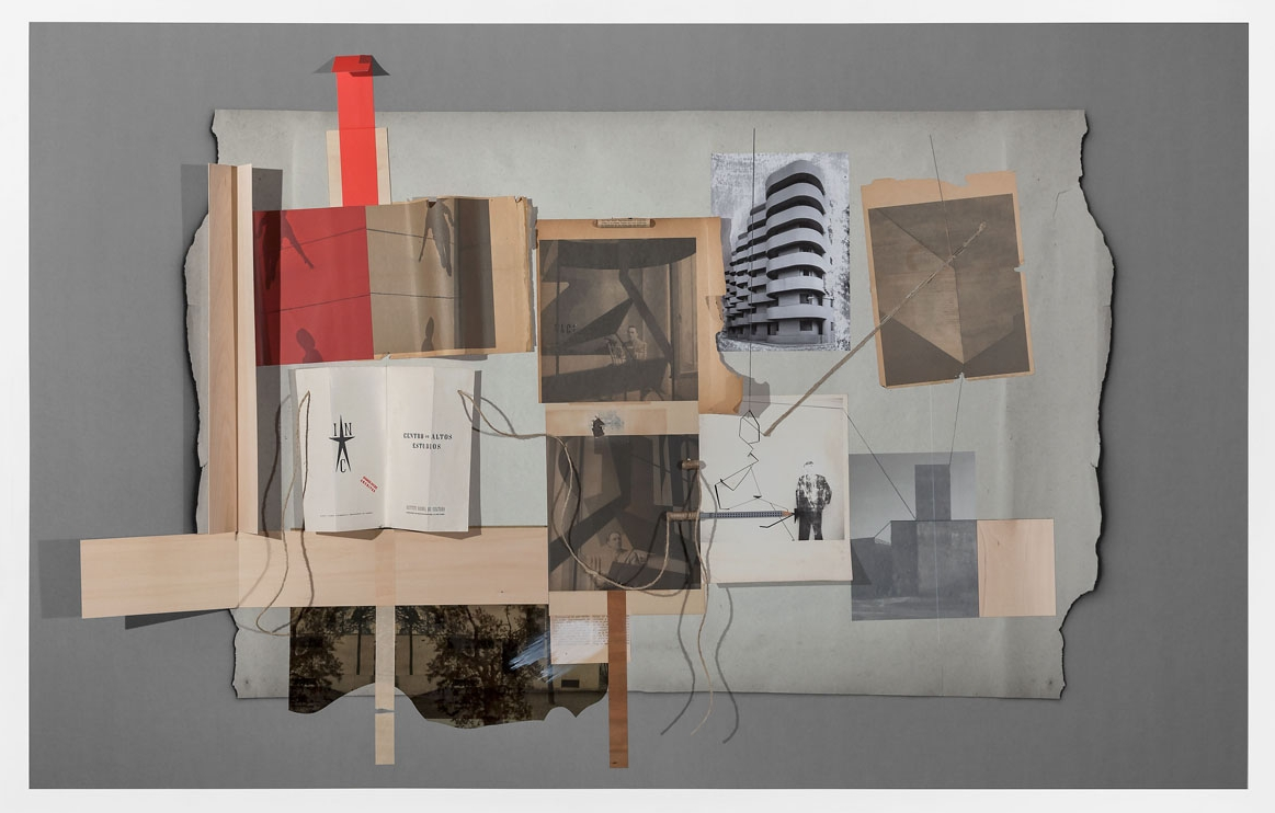 María Martínez - Cañas   Untitled 011, 2016  Mixed Media on Archival Arches Aquarelle Rag Paper  44 x 68 inches