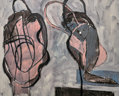 Carlos Alfonzo   Painting  June 7 – July 14, 2018