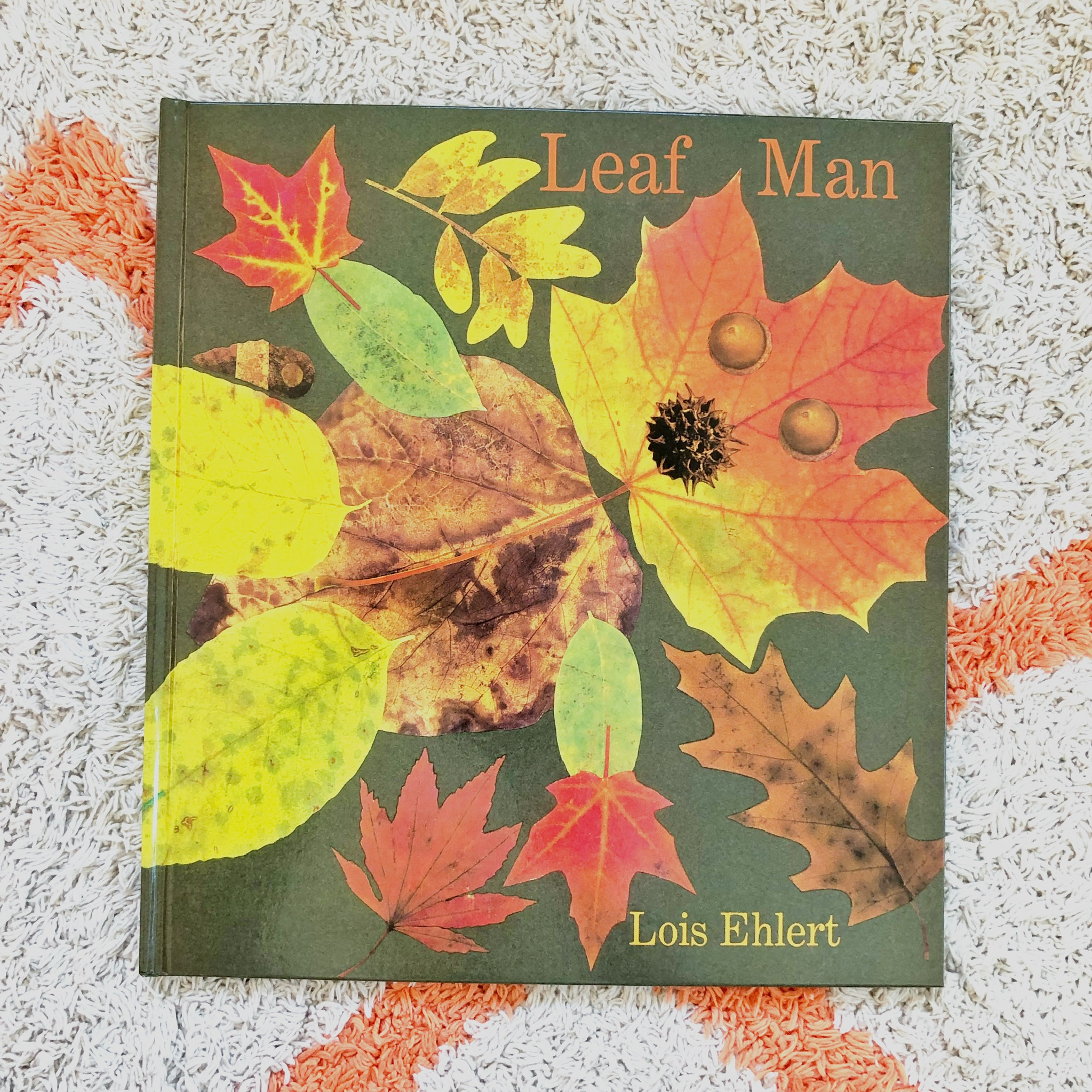 - Leaf Man is a classic for toddlers to tweens. Little ones love the beautiful images and the big kids can appreciate the beautiful collage work. This book is a must.