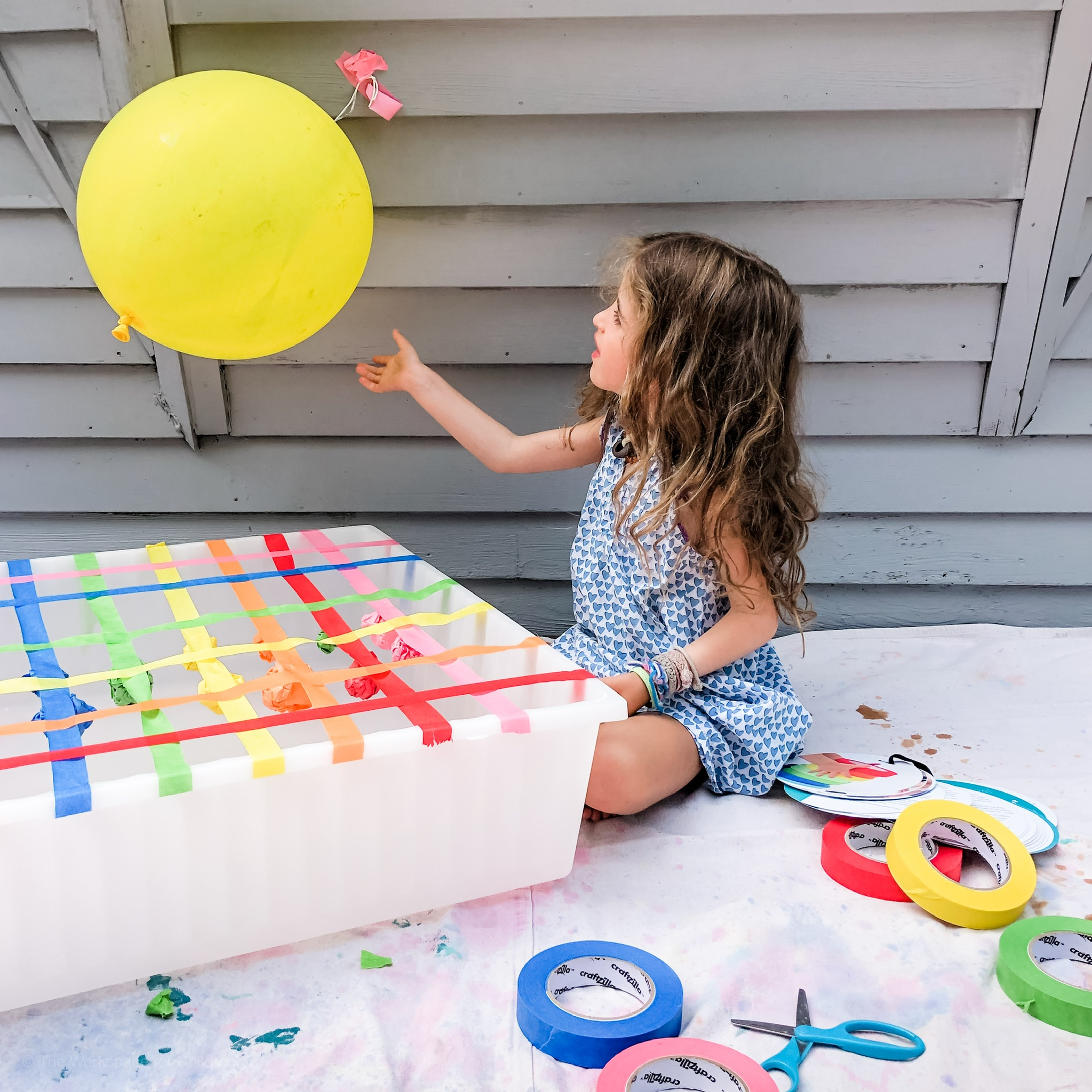 Tape Ideas from The Everyday Play Deck