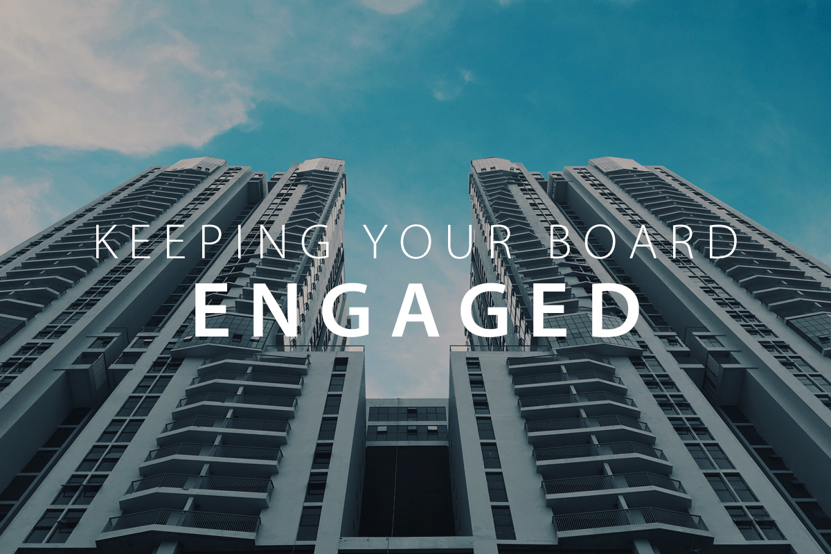 Keeping Your Board Engaged - Nonprofit organization structure
