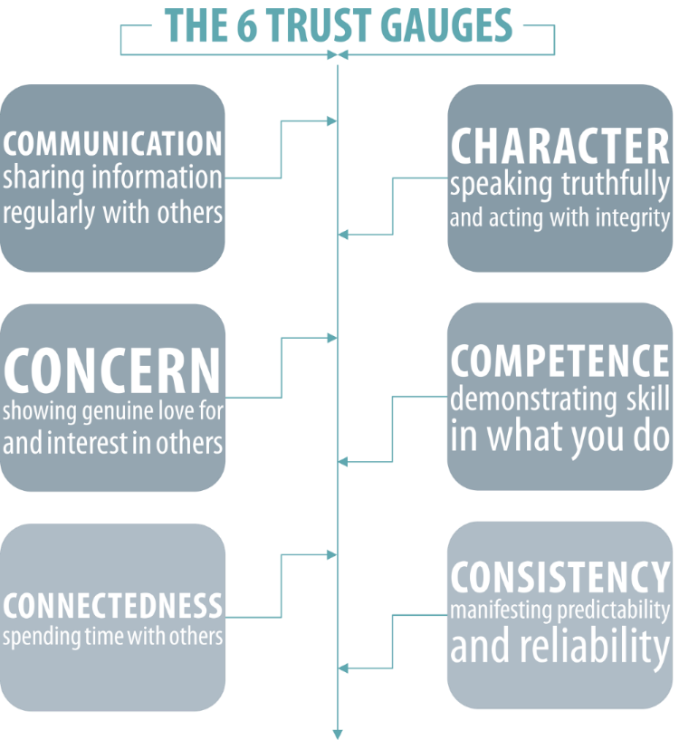 The Center Consulting Six Trust Gauges