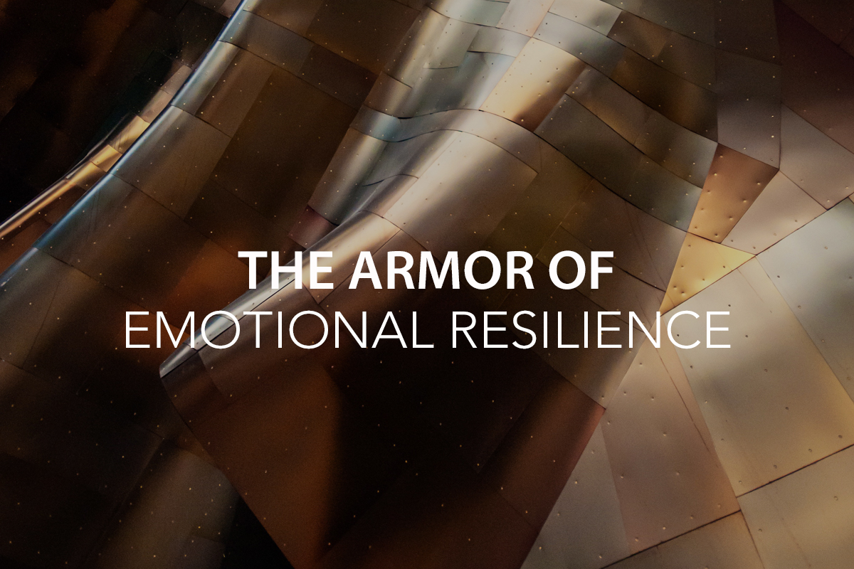 The Armor of Emotional Resilience - The Center Consulting Group - Consulting and Leadership Coaching for Businesses, Non-profits, and Churches