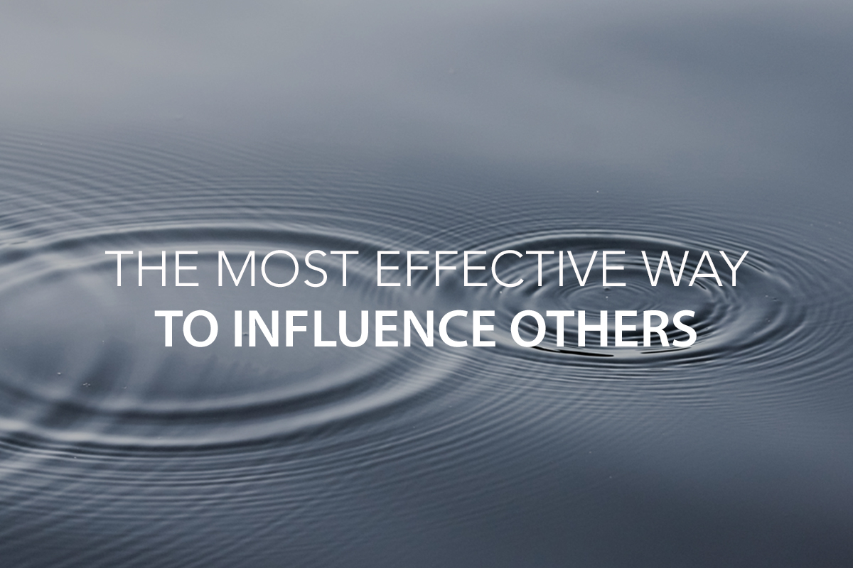 The Most (And Least) Effective Way to Influence Others - The Center Consulting Group - Leadership Coaching and Consulting for Businesses, Churches, and Non-Profits