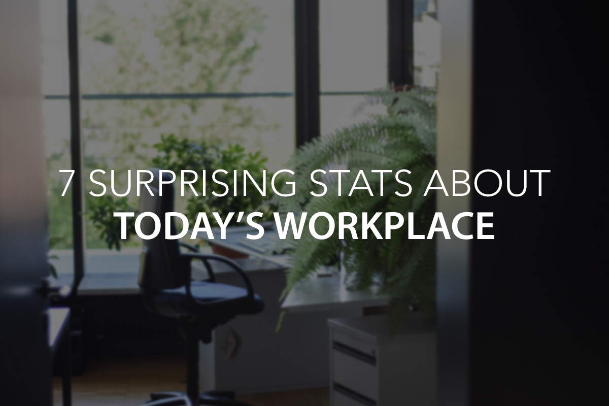7 Surprising Stats About Today's Workplace   - The Center Consulting Group - Leadership Coaching and Consulting for Businesses, Churches, and Non-Profits