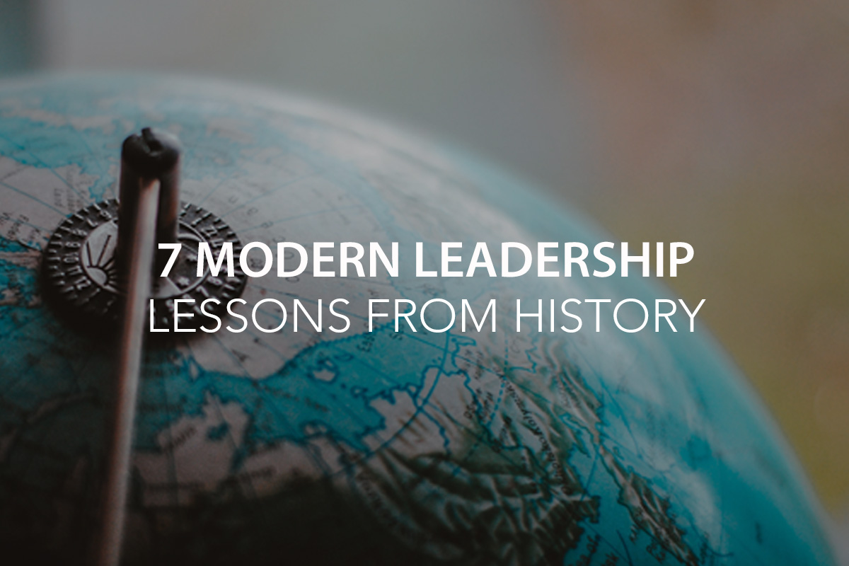 7 Modern Leadership Lessons from History [from Napoleon Bonaparte] - The Center Consulting Group - Leadership Coaching and Consulting for Businesses, Churches, and Nonprofits