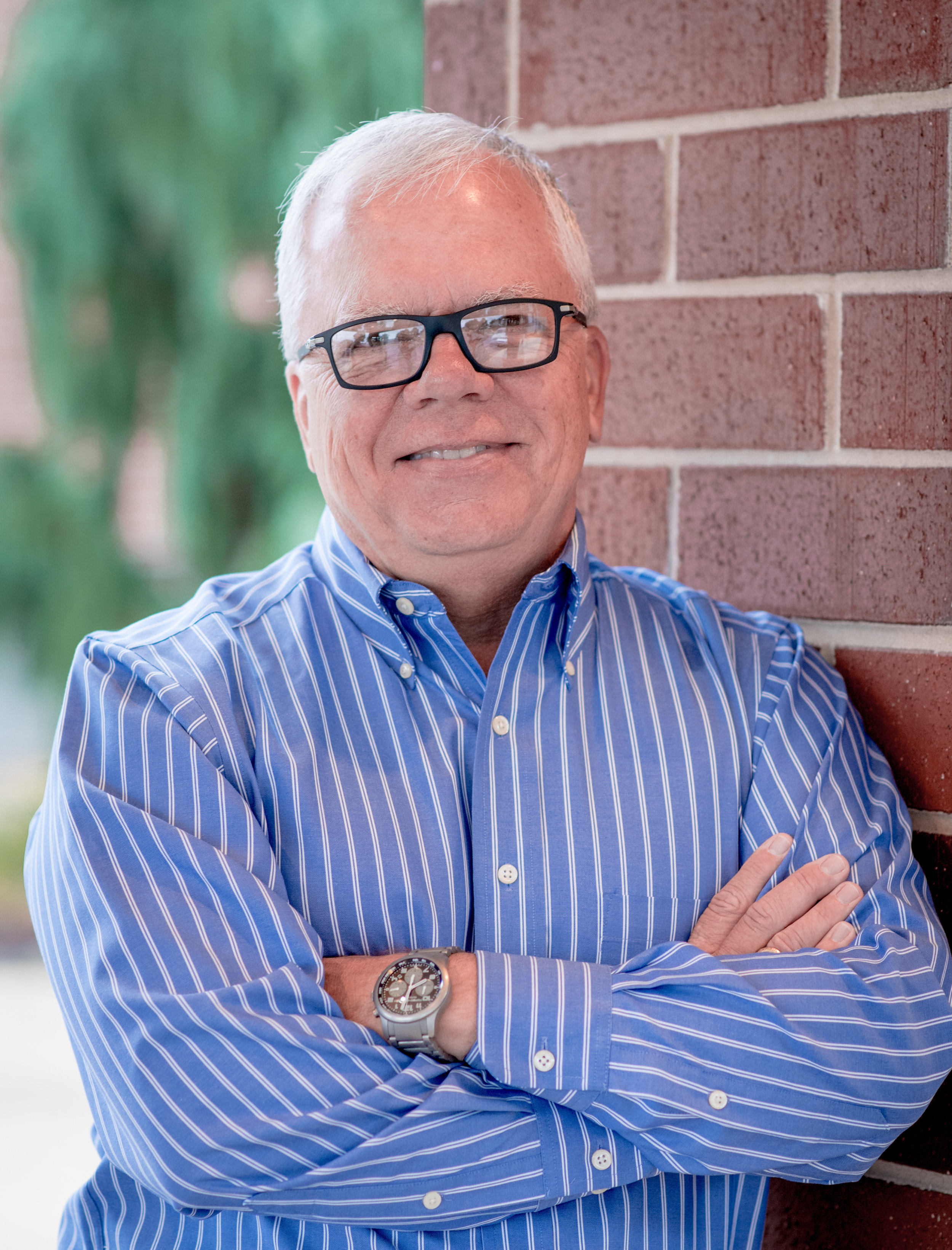 Mark Salyer, MBA, CPA, Senior Consultant - The Center Consulting Group - Leadership Coaching and Organizational Consulting for Businesses, Non-Profits, and Churches