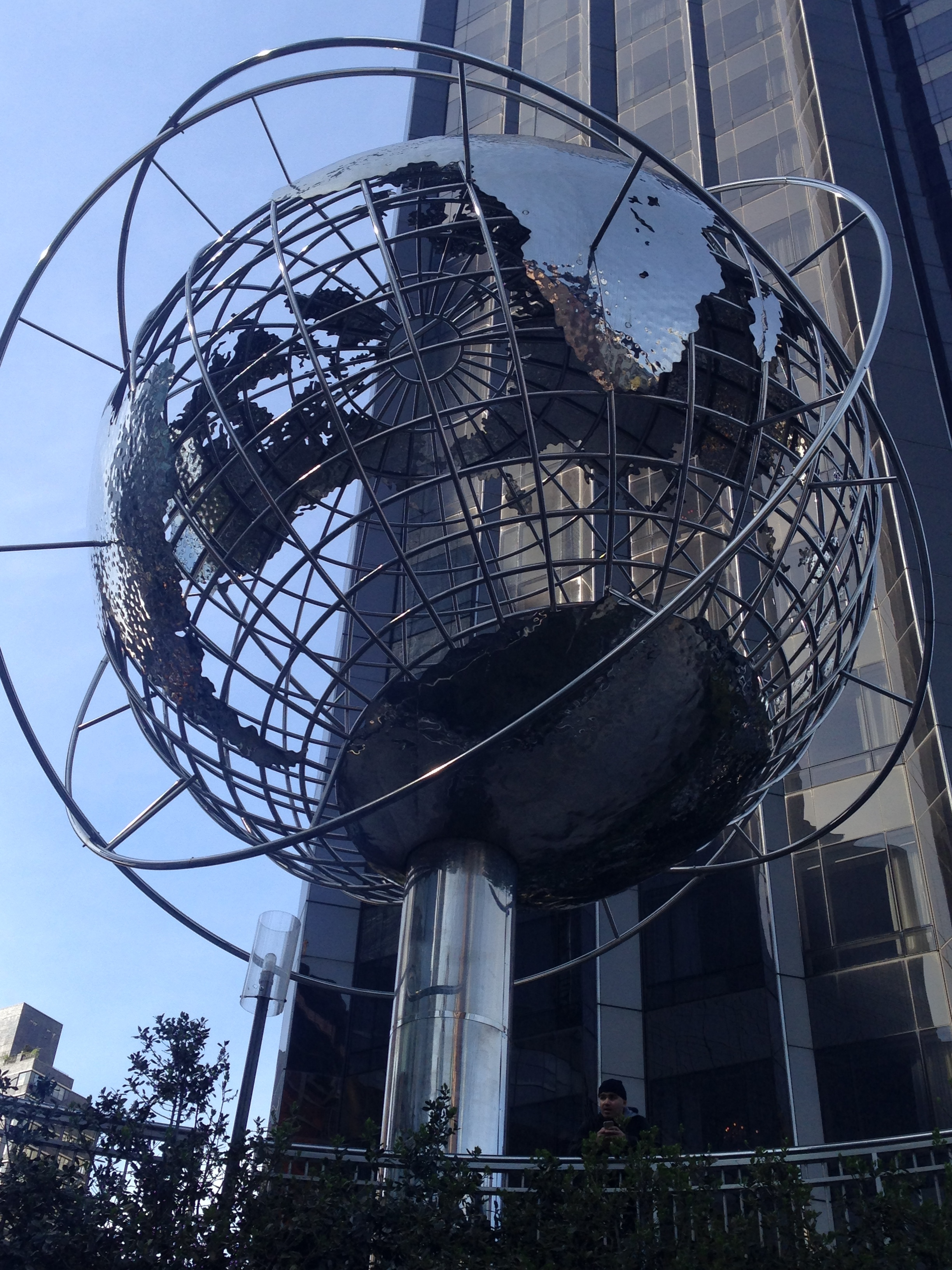 New York City Globe