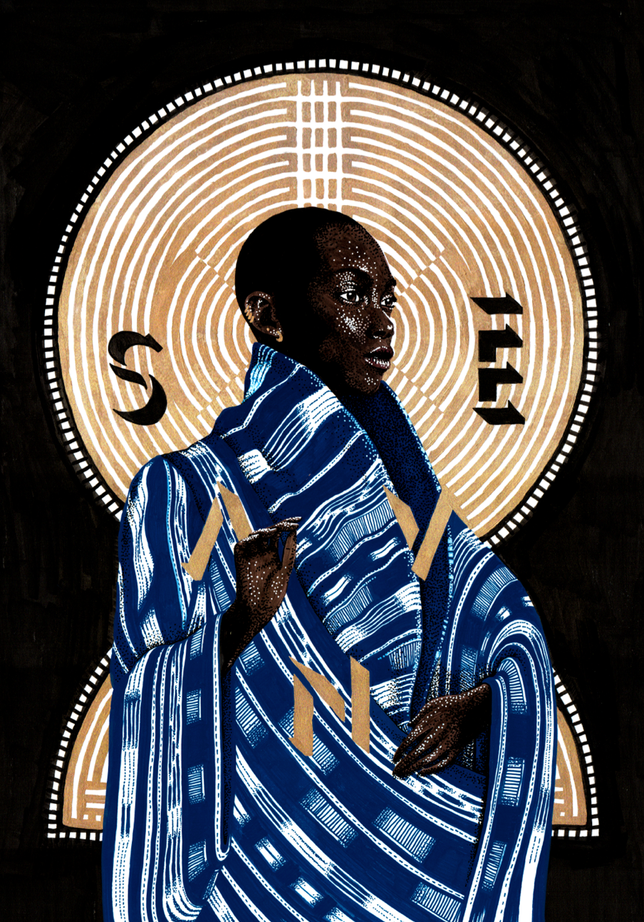 sanve sanveparis la cle abla pokou mythe baoule dressing paris abidjan histoire voyage