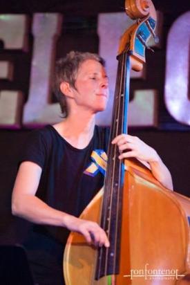 Erin Fisher Wright  BASS/GUITAR/UKULELE