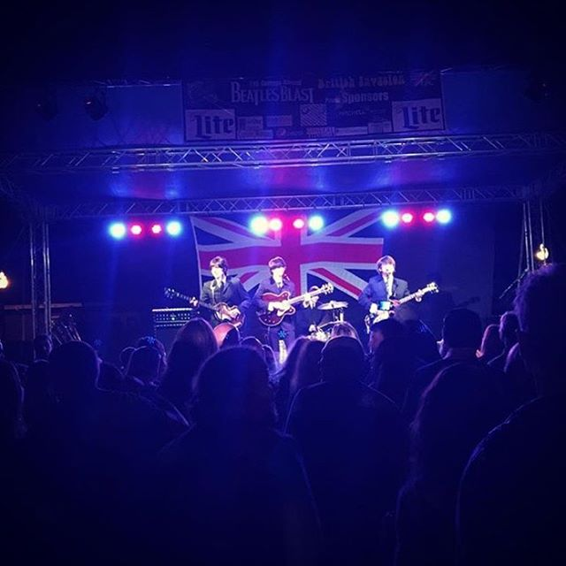 Thanks #Beatleblast!!! We had a.... really fun time. #thecottage