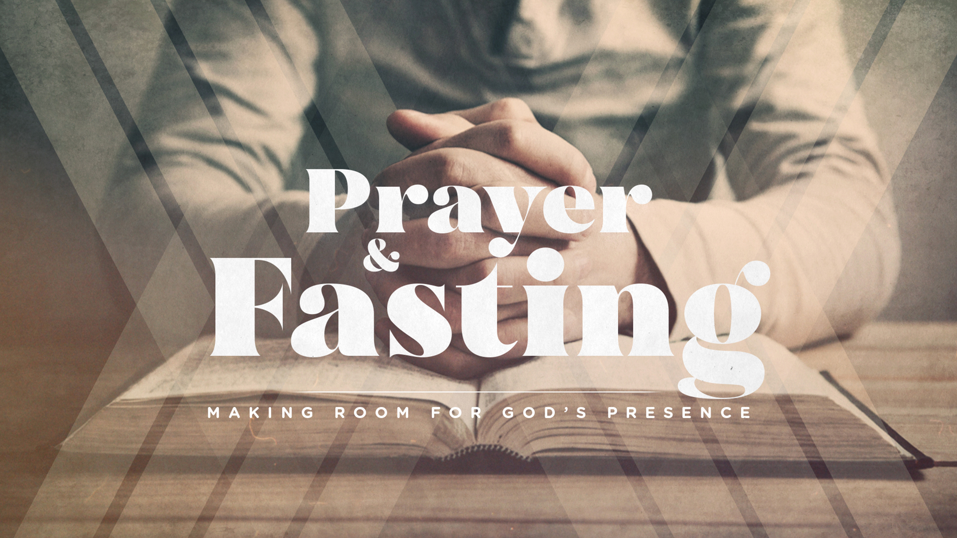 Prayer Works - If you ever get to a place in your life where you feel like something is missing, it's probably a connection problem: you are disconnected from God and too connected to the world. Prayer and fasting can have a powerful impact on setting your life back on track.Prayer connects us to God.The more time you spend with something or someone, the more confidence you build in it. The same is true for God. The more time you spend with God, the more your faith in Him will grow.