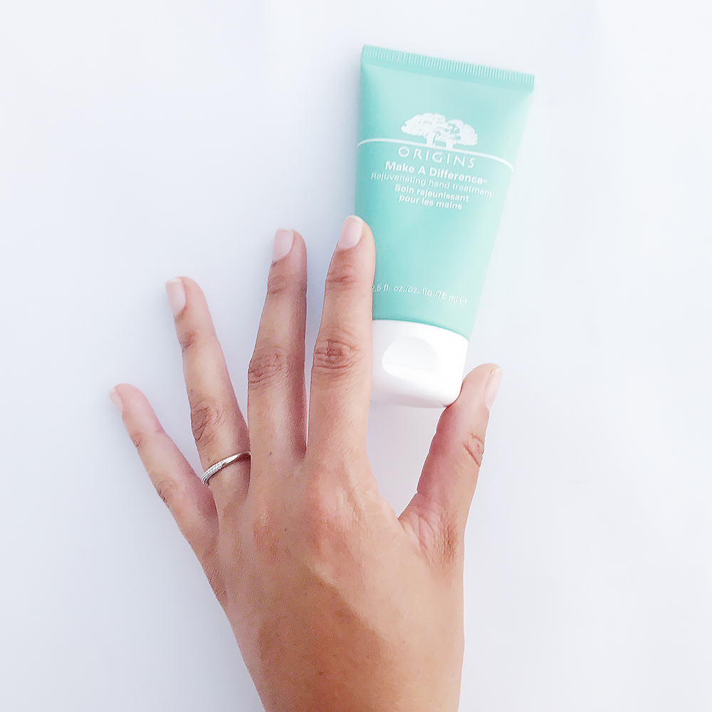 origins hand treatment