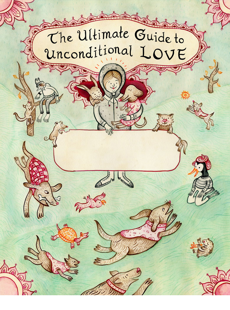 The Guide to Unconditional Love (Full Page) – Rhode Island Monthly