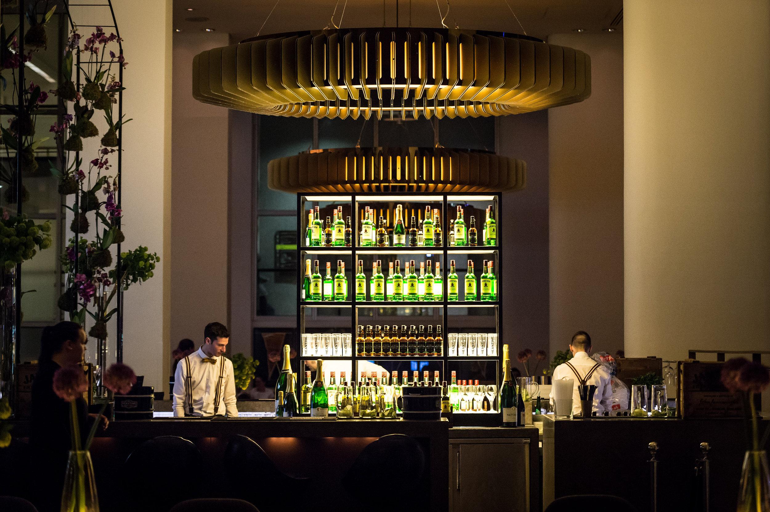 Skylon Restaurant, Southbank, London