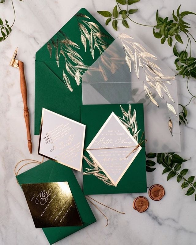 Geometric dream! How fab are these envelopes? 🌿⠀⠀⠀⠀⠀⠀⠀⠀⠀ .⠀⠀⠀⠀⠀⠀⠀⠀⠀ .⠀⠀⠀⠀⠀⠀⠀⠀⠀ .⠀⠀⠀⠀⠀⠀⠀⠀⠀ .⠀⠀⠀⠀⠀⠀⠀⠀⠀ ⠀⠀⠀⠀⠀⠀⠀⠀⠀ #Repost @margoandbees New invitation idea - geometric, green 🌿#ukweddingplanning #elleventweddingplanning #ukdestinationweddingplanner #mallorcaweddingplanner #londonweddingplanner #weddingstationery