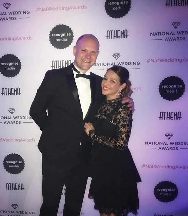 National Wedding Awards!! 🌟🍾🥂@NatWeddingawards.co.uk