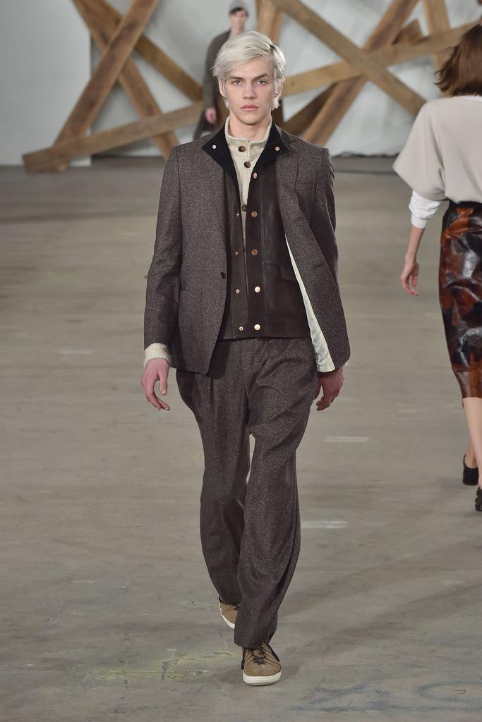 Billy Reid - Fall 2016 New York Fashion Week