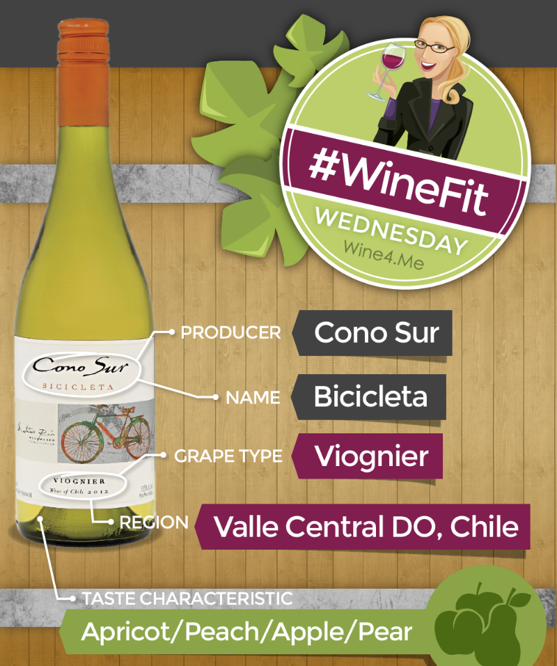 Cono Sur on WineFit Wednesday