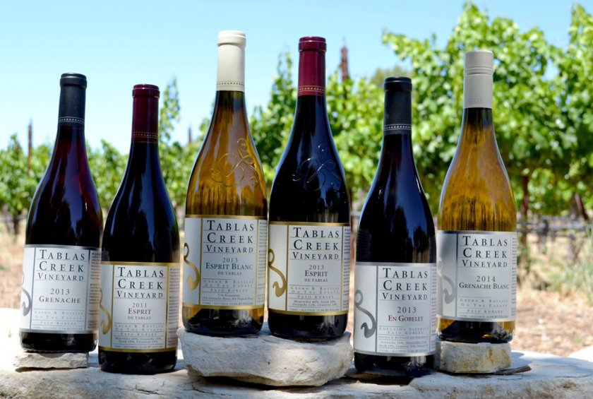 2015 Winery Of the Year: Tablas Creek | 2/2016