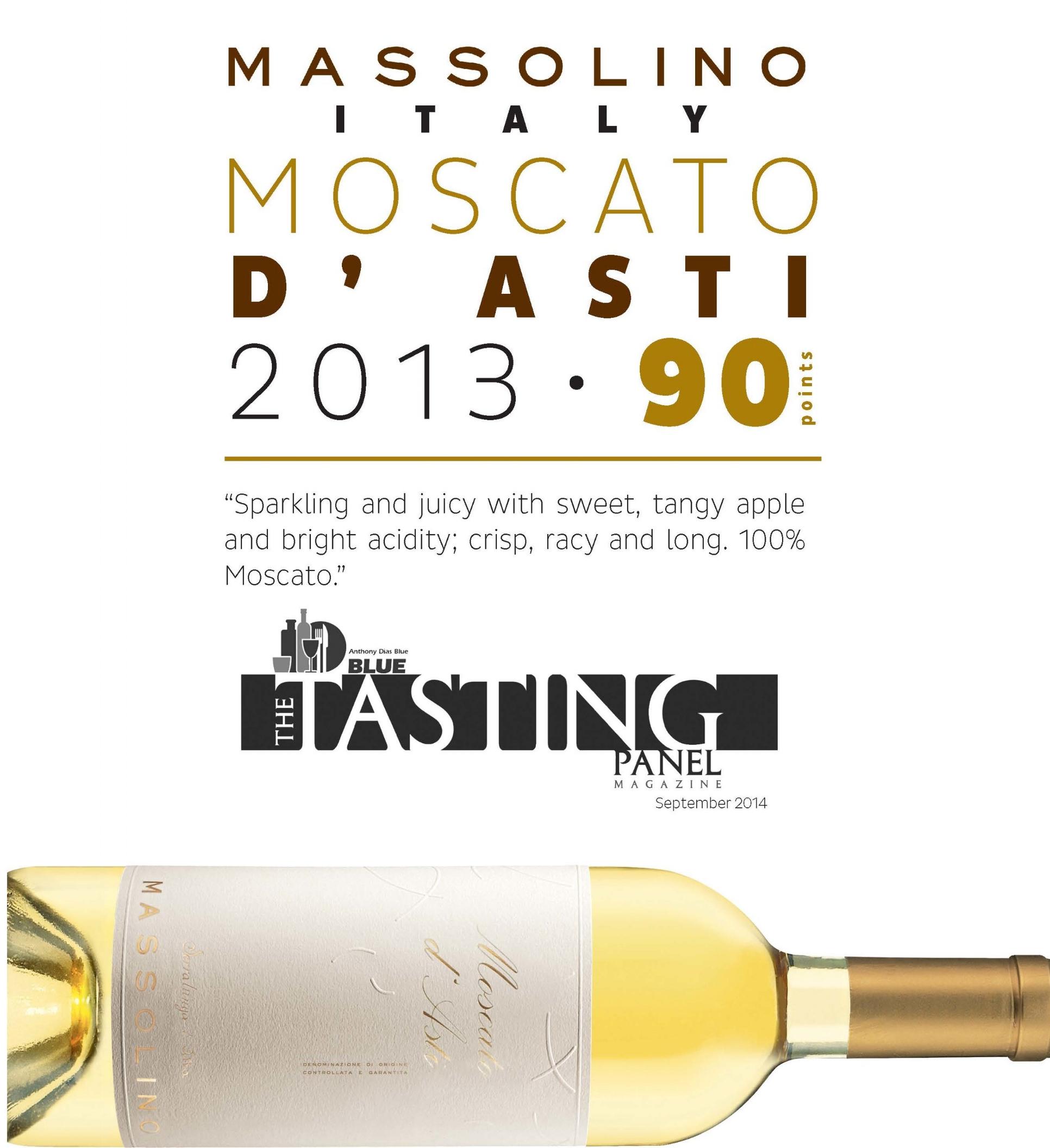 Sassolino D'Asti 2013 Dessert Wine