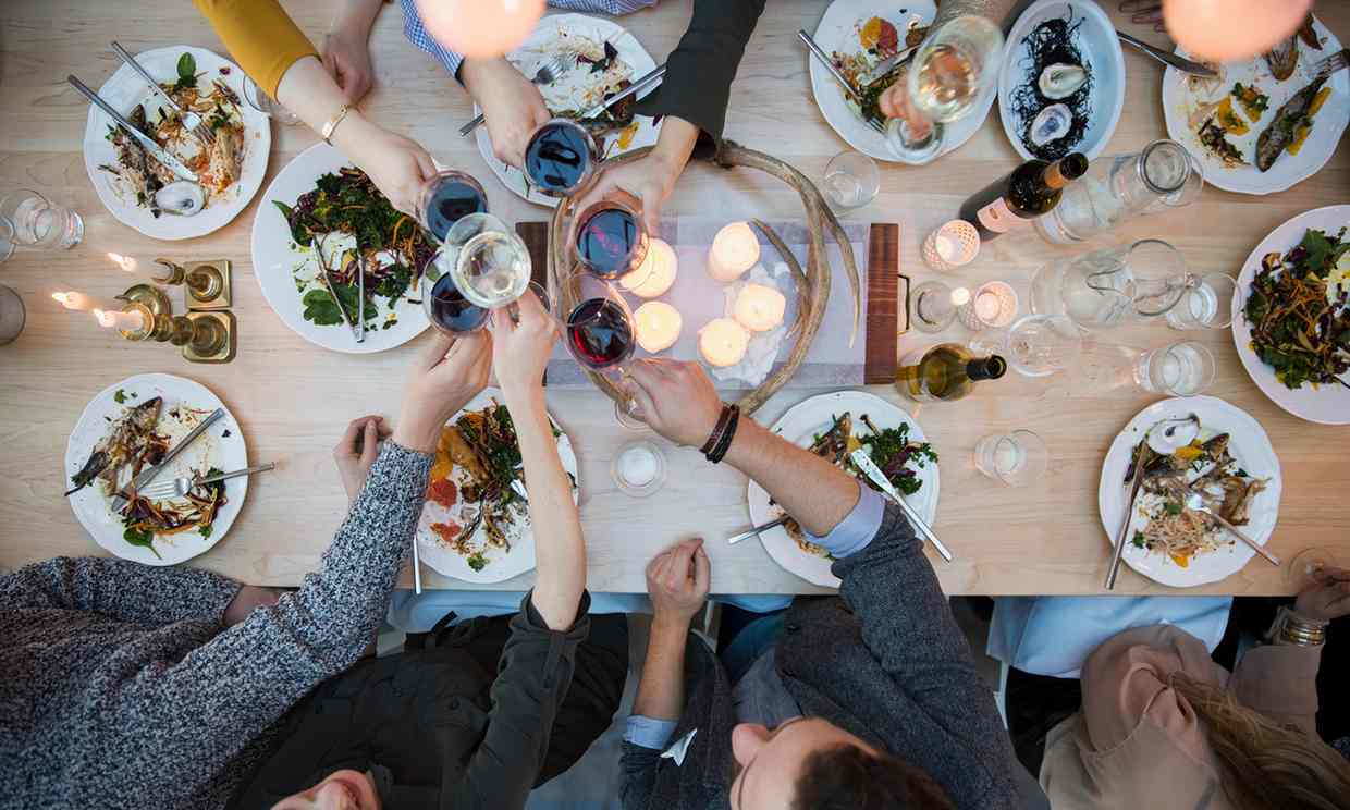 The Guardian:Wines for a family gathering feat. Famille Perrin | 3/5/2017