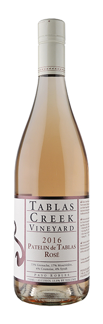 Tablas Creek Patelin de Tablas Rosé 2016 Bottle.jpg