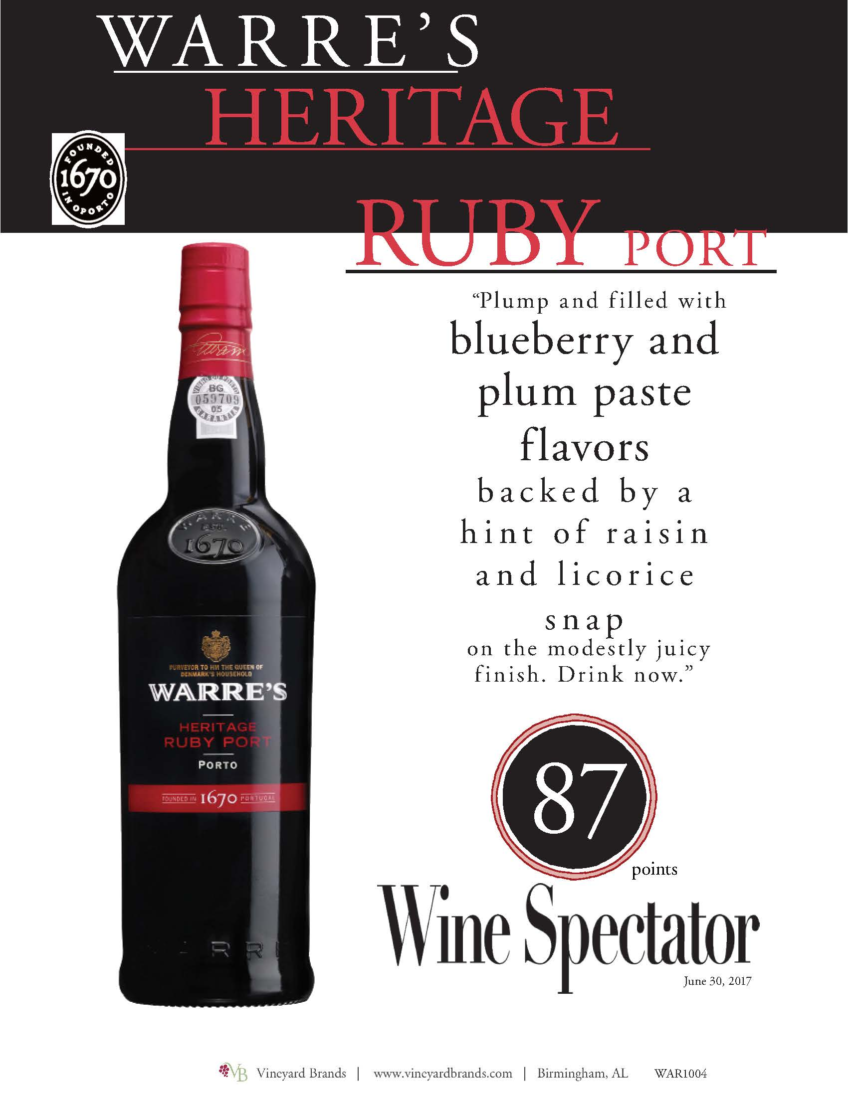 Warre's Heritage Ruby Port Wine .jpg