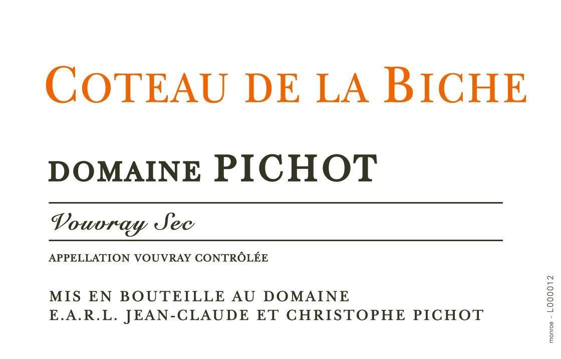 Pichot Vouvray Couteau de la Biche Label.jpg