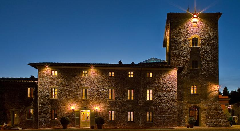 The Telegraph: Borgo Scopeto Relais, Chianti, Italy | 07/17
