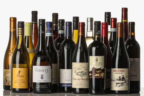 The New York Times: 20 Wines for Under $20: Weeknight Pleasures for Relaxed Evenings, ft. Caparzo | 9/21/17