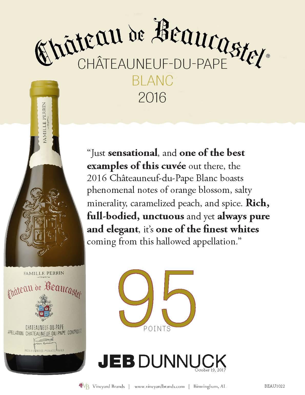 Beaucastel Chateauneuf du Pape Blanc 2016.jpg