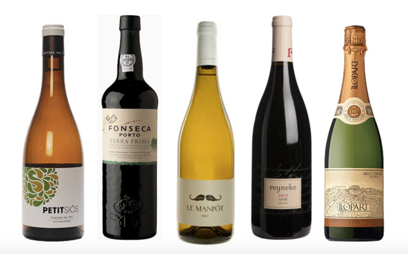 Decanter:Great value wines for the weekend under £20 (ft. Reyneke & Altano Duoro) | 12/15/17