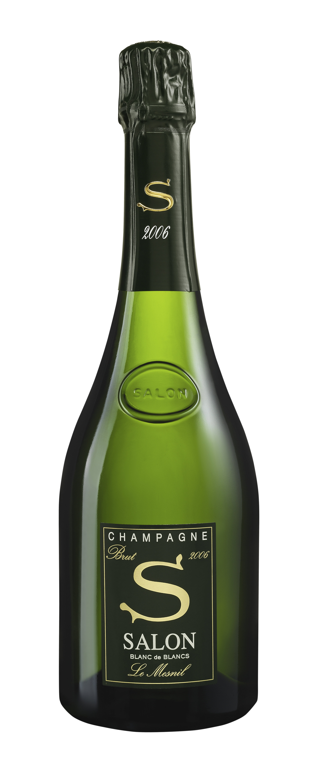 Champagne Salon Brut Blanc de Blancs Le Mesnil 2006 Bottle.jpg