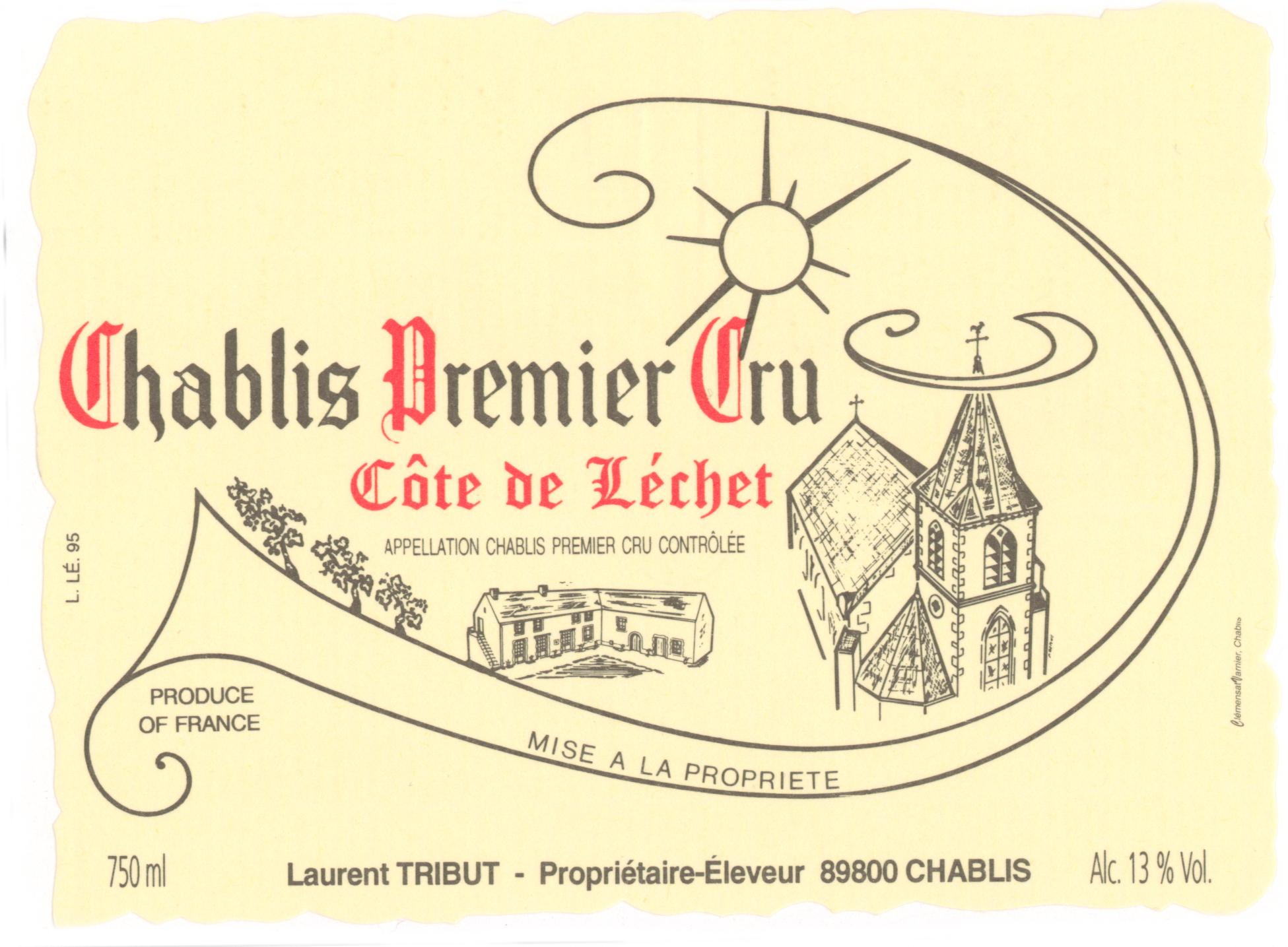 Tribut Chablis Premier Cru Cote de Lechet Label.jpg