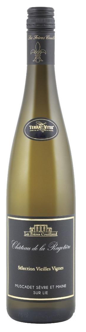 Ragotiere Sélection Vieilles Vignes Muscadet Sévre et Maine Sur Lie Bottle.jpg