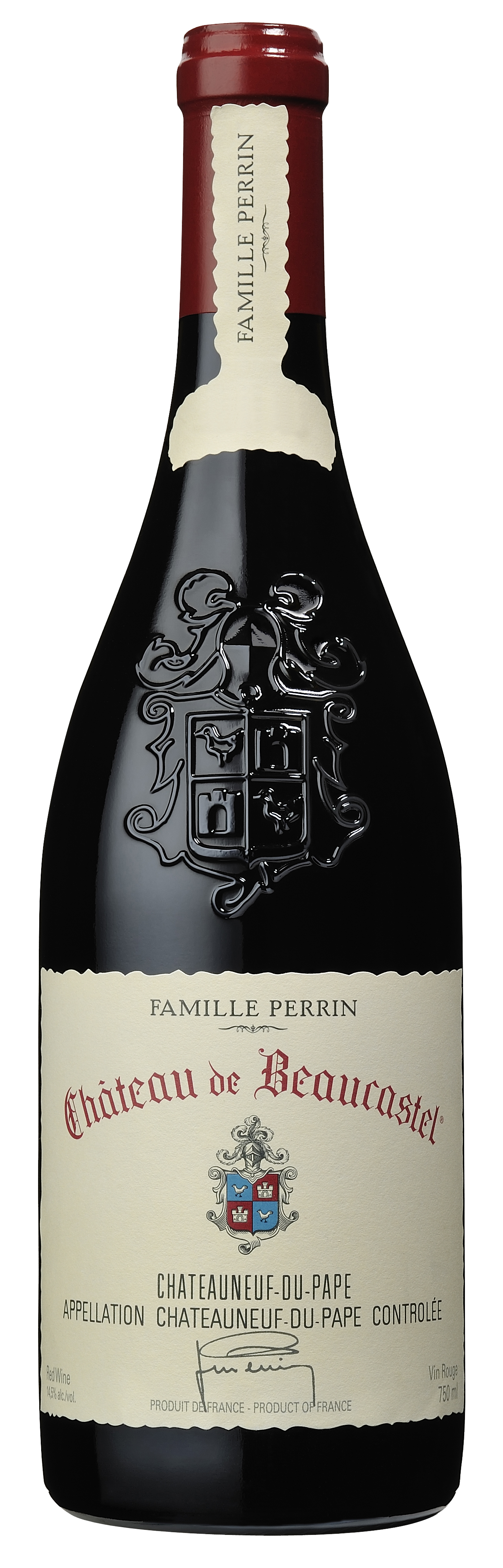 Perrin Chateau de Beaucastel Rouge Bottle.jpg