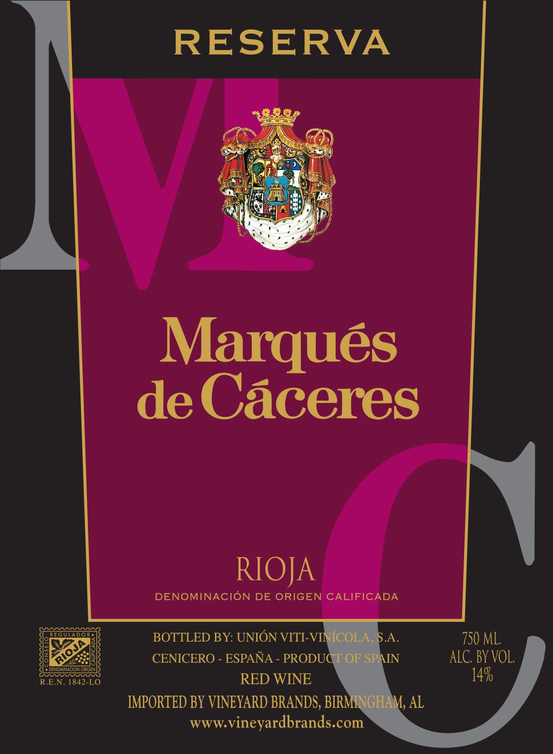 The Drinks Business:MARQUÉS DE CÁCERES NAMED IN  WINE SPECTATOR TOP 100 | 1/25/18